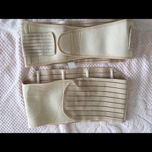Belly belt
